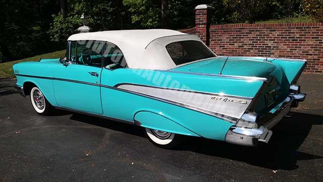 1957-Chevrolet-Bel-Air-Convertible-video