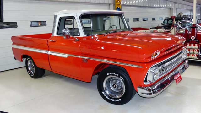 1966-chevrolet-c-10-pickup-truck-video